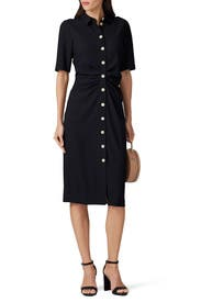 Black Shirt Dress by kate spade new york