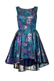 Floral Rendering Dress by Slate & Willow