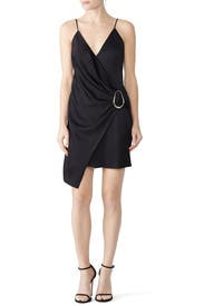 Ring Crossover Dress by Cushnie