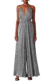 Antique Jumpsuit by HALSTON