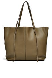 Moss Medium Unlined Tote by Rebecca Minkoff Accessories
