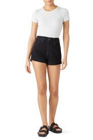 Denim A-Line Shorts by Levi's