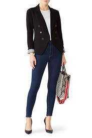 Elodie Blazer by cupcakes and cashmere
