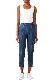 Connie High Rise Jeans by J BRAND