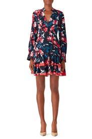 Tulip Poppy Dress by Tanya Taylor