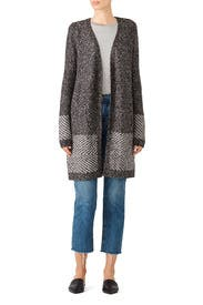 Auggie Duster Cardigan by B Collection by Bobeau