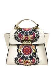 Printed Eartha Convertible Backpack by ZAC Zac Posen Handbags