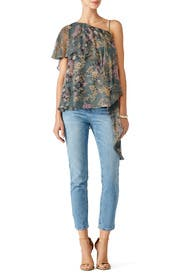 Libson Sisters Top by Haute Hippie