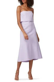 Lilac Aria Dress by Bec & Bridge
