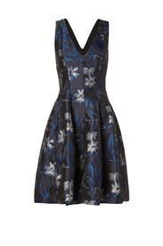 Jasmine Rainwater Dress by Halston Heritage