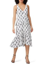 Floral Judd Dress by A.L.C.