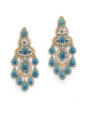 Alhambra Earrings by Miguel Ases