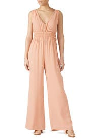 Drawstring Tank Jumpsuit by krisa