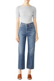 Pinch Waist Jeans by AGOLDE