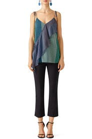 Multi Foulard Wrap Top by Opening Ceremony