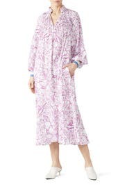 Isa Toile Edwardian Dress by Tibi