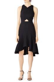 Black Arcadia Dress by ELLIATT