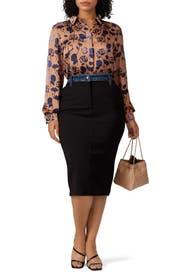 Campana Skirt by Marina Rinaldi