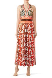 Odyssey Jumpsuit by Temperley London