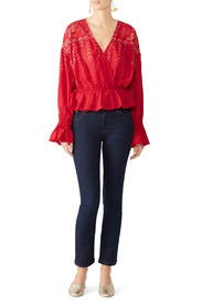 Counting Stars Top by Free People