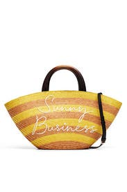 Carlotta Sunny Business Tote by Eugenia Kim