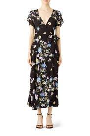 Jess Wrap Dress by Free People