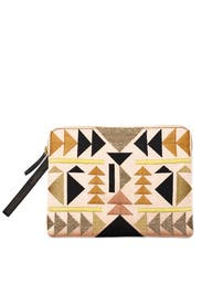 Desert Safari Clutch by Lizzie Fortunato