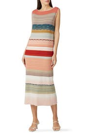 Multi Striped Dress by Missoni