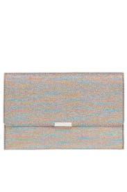Rainbow Envelope Clutch by Loeffler Randall