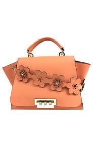 Coral Eartha Iconic Bag by ZAC Zac Posen Handbags