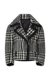 Kids Houndstooth Coat by Philosophy di Lorenzo Serafini Kids