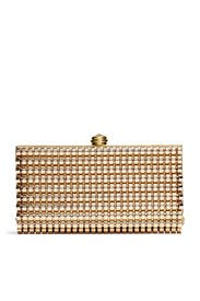 Hard Metal Clutch by Sondra Roberts