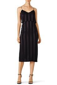 Black Sadie Dress by Cushnie