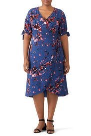 Violet Wrap Dress by Rachel Rachel Roy