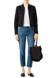 Harlow Bomber Jacket by J BRAND