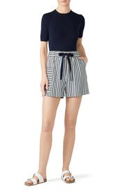 Midsummer Relaxed Shorts by Chinti & Parker