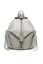 Grey Julian Backpack by Rebecca Minkoff Accessories
