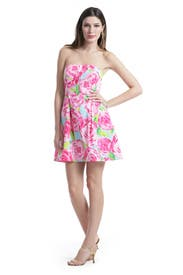 Pink Blossom Dress by Lilly Pulitzer