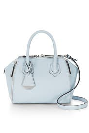 Blue Mini Perry Satchel by Rebecca Minkoff Accessories