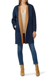 Camden Reversible Coat by Charli