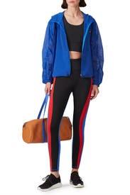 Royal Blue Indy Jacket by MICHI
