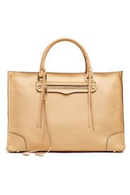 Biscuit Regan Satchel by Rebecca Minkoff Accessories