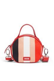 Circle Tambourine Bag by MSGM Handbags