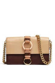 Sable Bonne Journee O Ring Bag by Diane von Furstenberg Handbags