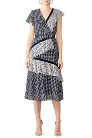 Ikat Adelina Dress by Tanya Taylor