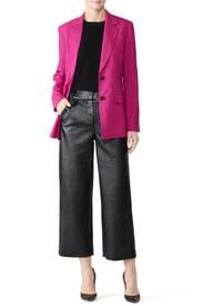 Fuchsia Tailored Blazer by 3.1 Phillip Lim