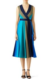 Penelope Silk Wrap Dress by Diane von Furstenberg