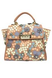 Floral Eartha Convertible Backpack by ZAC Zac Posen Handbags