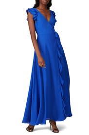 Cobalt Kira Dress by Fame & Partners