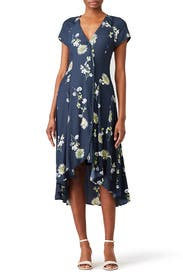 Lost In You Midi Dress by Free People